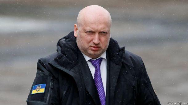 Турчинов имел подготовленное решение о введении военного положения в начале аннексии Крыма