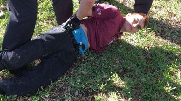 Стрельба в школе во Флориде: появилась резонансная подробность из биографии стрелка