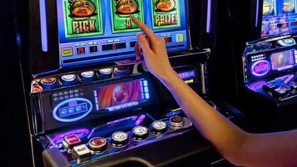 как сделать игровые автоматы в майнкрафте