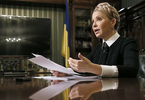 ВБатькивщине прокомментировали фото Тимошенко с русским послом