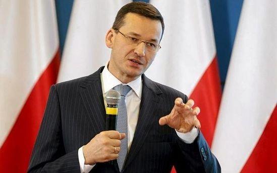 Моравецкий: Российская Федерация стала необычайным игроком накиберарене, нужно принимать вовнимание
