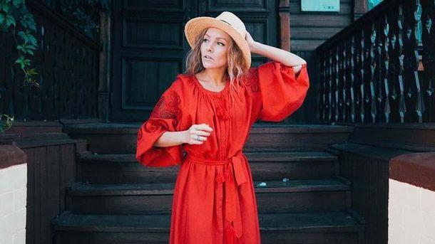 """Український хореограф та учасниця проекту """"Танці з зірками"""" Олена Шоптенко офіційно підтвердила свою вагітність (фото)"""