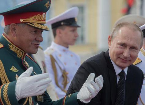 Поражение в Сирии – начало конца режима Путина