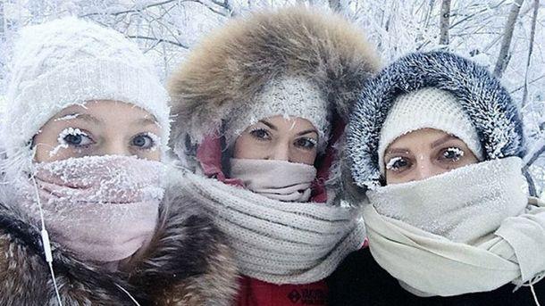 Синоптики предупреждают о лютых морозах ночью