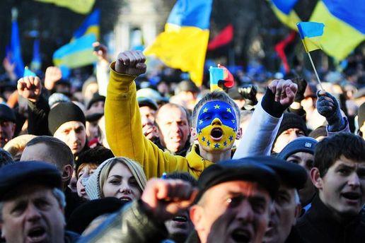 Ніяких універсальних цінностей Євромайдану не було – тоді за що стояв Майдан?