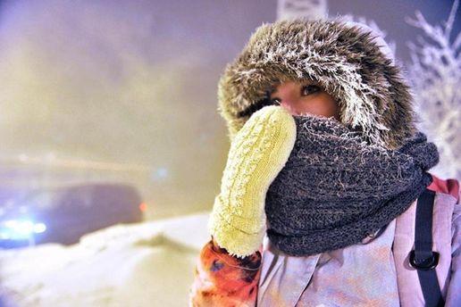 В Україну сунуть люті морози, синоптики прогнозують до -20