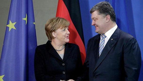 Порошенко провів телефонну розмову з Меркель: відомі деталі