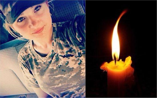 Взоне АТО погибла военный медик вовремя помощи гражданским