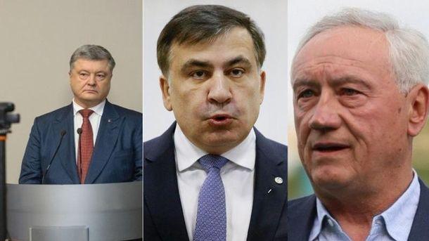 Головні новини 21 лютого: допит Порошенка, Саакашвілі нев'їзний, Димінський не під вартою