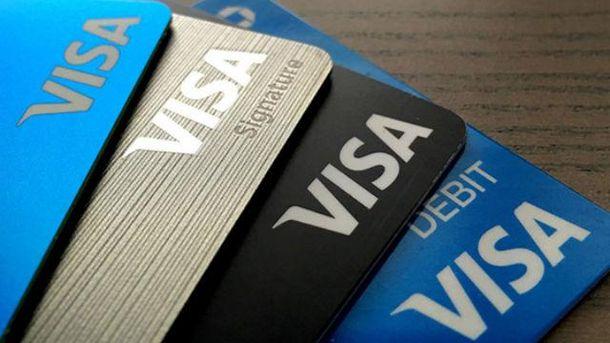 Украинский банк прекратил сотрудничество с платежной системой Visa