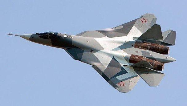 Росія перекинула на свою базу в Сирії новітні літаки-винищувачі Су-57