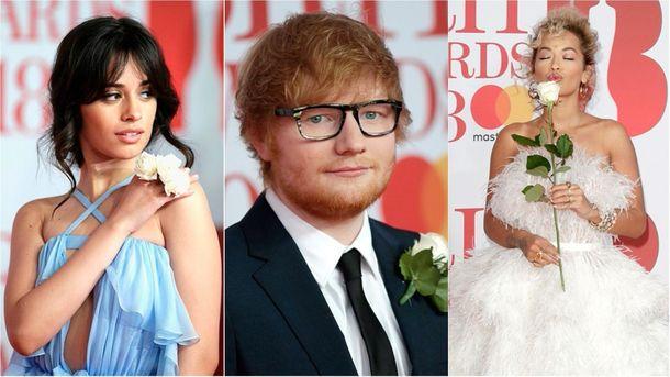 УБританії вручили музичну премію Brit Awards