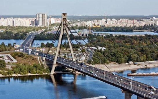Київрада перейменувала Московський міст на Північний