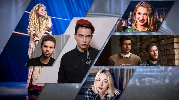 ВУкраинском государстве выбрали исполнителя для участия вЕвровидении