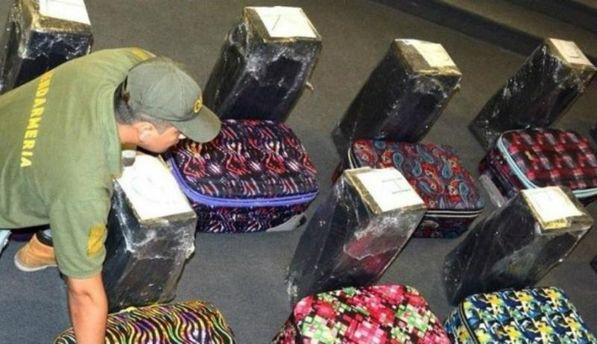 РФиАргентина недопустили переправку в Российскую Федерацию практически 400кг кокаина