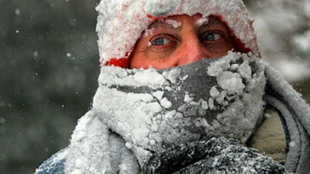 Вначале рабочей недели вгосударстве Украина похолодает до-25