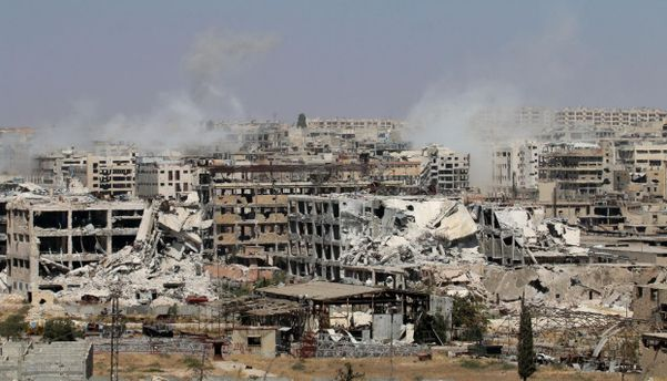 Франция иГермания добиваются согласия Путиным резолюции поСирии