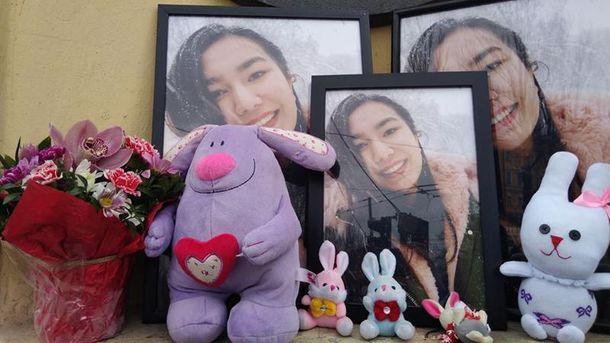 Смерть іноземної студентки уКиєві: рятувальники зупинили пошук