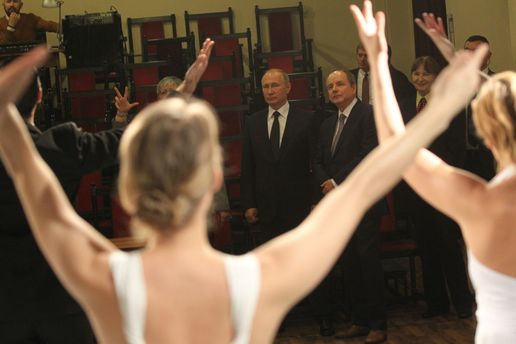 Путін хоче покарати Україну, – лідер чеченських повстанців