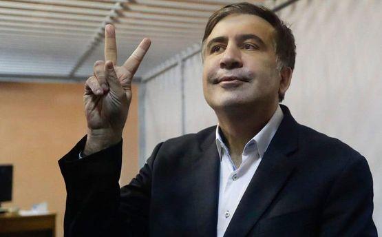 Луценко объяснил, почему Саакашвили не посадили в Украине