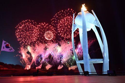 Церемонія закриття Олімпіади-2018: хронологія