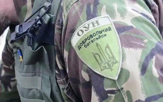 ВоЛьвове активист ОУН перерезал себе вены взале суда