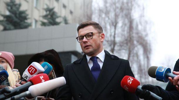 Українська прокуратура попросила Нідерланди взяти вСаакашвілі зразки голосу