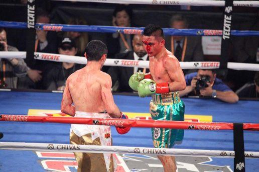 Український боксер виборов титул чемпіона світу заверсією WBA