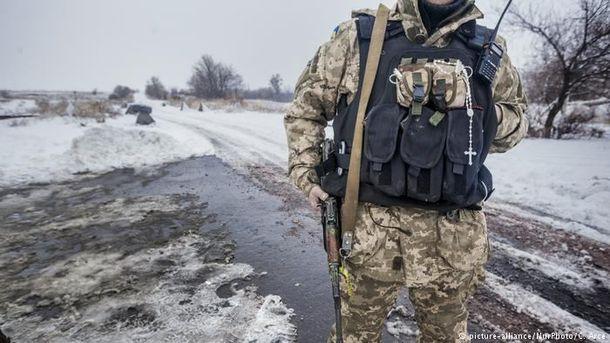 Старейший украинский снайпер ликвидирован вДонбассе