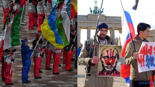 Головні новини 25 лютого: закриття Олімпіади, комунальна катастрофа у Харкові, акції у Росії
