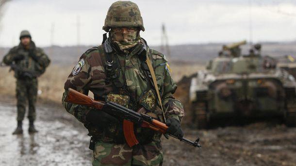 ВДонбассе отобстрела умер двадцатилетний военнослужащий