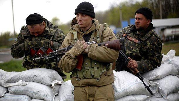 Засутки взоне АТО трое украинских военных получили ранения