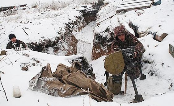 Агентура: 30 боевиков наДонбассе заболели корью