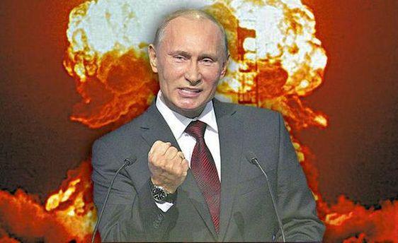 Чому Путін розмістив ядерну зброю в Криму