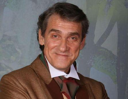 Артист Валерий Гаркалин был срочно госпитализирован