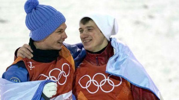 Олександр Абраменко та  Ілля Буров