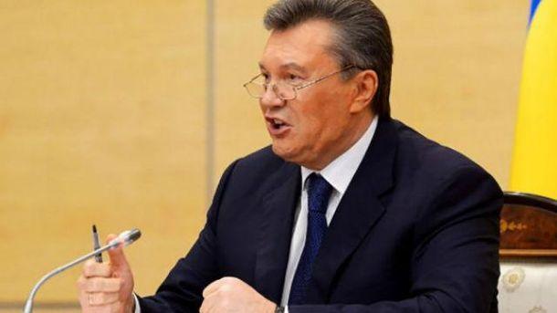 Янукович признался, что просил Путина ввести вУкраину «полицейскую миротворческую миссию»