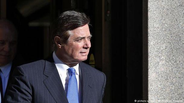 Bloomberg: Манафорт був консультантом «Опозиційного блоку» після втечі Януковича