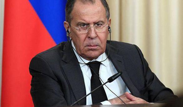 Лавров прокоментував заборону на в'їзд російських зірок в Україну
