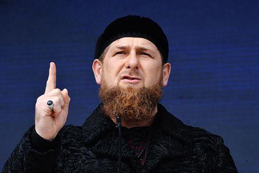 Кадыров наФедеральном Собрании стал видеооператором: Янесплю— некогда, работать нужно