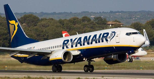 Ryanair вгосударстве Украина. ВБорисполе предупреждают околлапсе