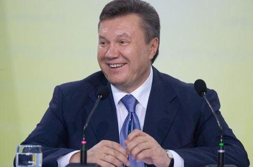 Янукович видав черговий ляп на прес-конференції у Росії