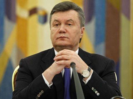 Янукович каже, щоПутіна закликав вводити «поліцейську миротворчу місію»