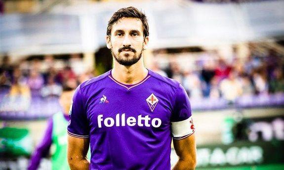 Помер футболіст італійського клубу «Фіорентина» Давіде Асторі
