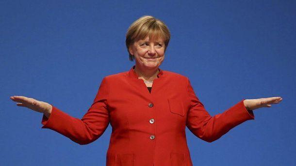 Меркель сообщила, что ее партия нуждается вновых лицах