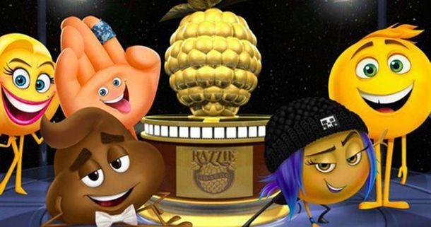 В США названы победители антипремии Золотая малина