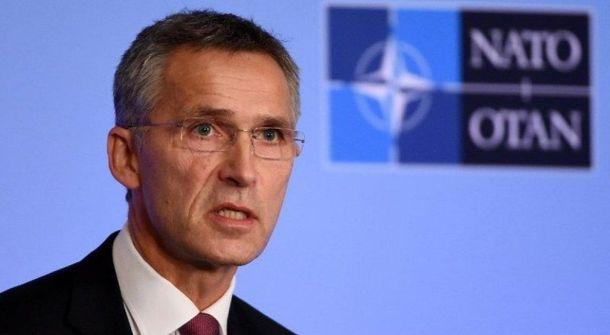 Столтенберг: НАТО останется вИраке потребованию Багдада