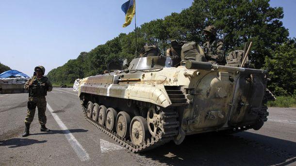 Порошенко сьогодні-завтра призначить командувача Об'єднаних сил— Скасування АТО