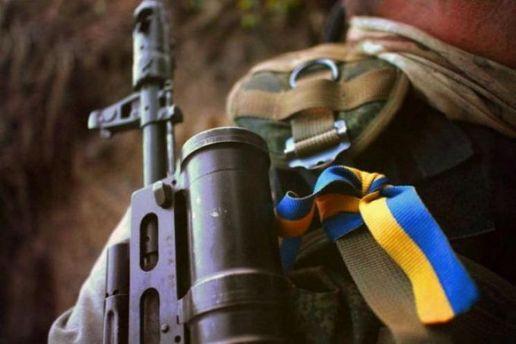 Неприятель  три раза  открывал огонь, один боец умер , двое ранены— Штаб АТО