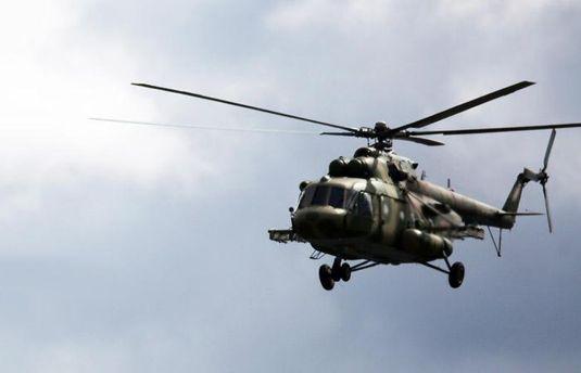 УЧечні впав вертоліт зприкордонниками наборту, є загиблі тапоранені
